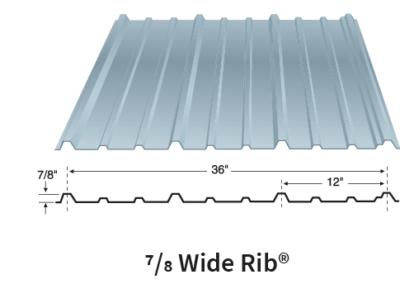 7:8 Wide Rib®