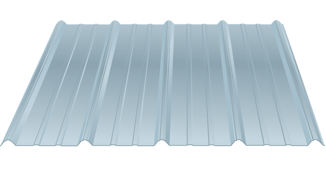 Painted Galvanized Steel Panels The Metal Roof Outlet